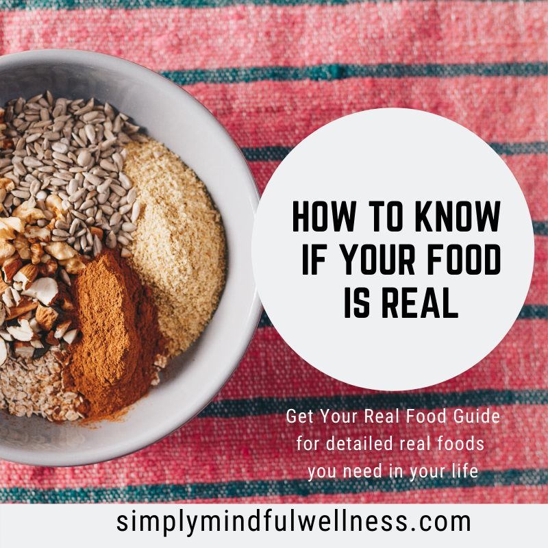 How to Know If Your Food Is Real?