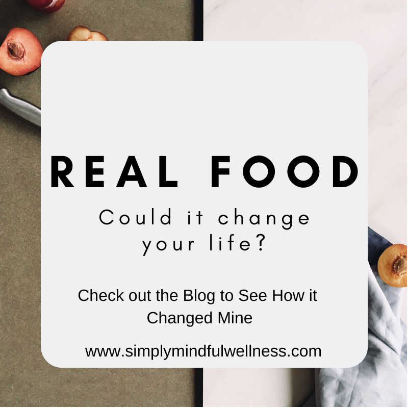 How eating real food change our health