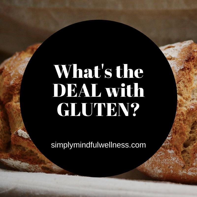 Is gluten-free healthy?