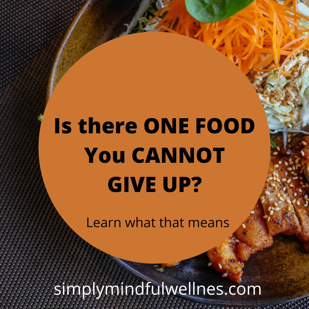 The ONE FOOD You Can't Give Up, and What to Do About It