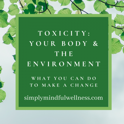 Toxicity In Your Body & Environment & What to Do About It